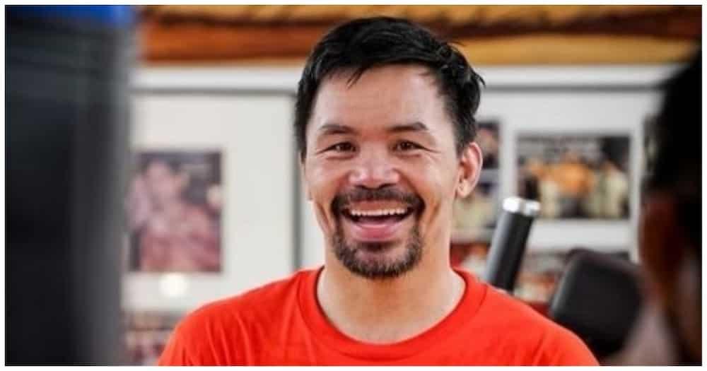Mystery donor ng Php200,000 sa isang PWD sa RTIA, pinaniniwalaang si Manny Pacquiao