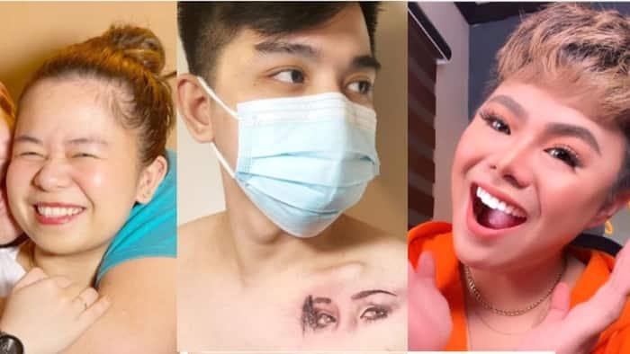 "DJ Jhaiho ""laughs"" at netizen's joke saying Kiray Celis' BF's tattoo looks more like his eyes"