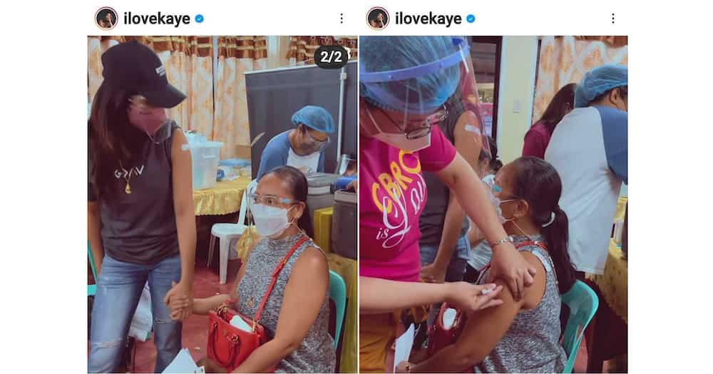 Sanya Lopez, pinalakas ang loob ni Kakai Bautista na takot sa injection