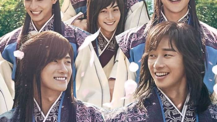 Hwarang cast: real names, age, height (pictures of characters)