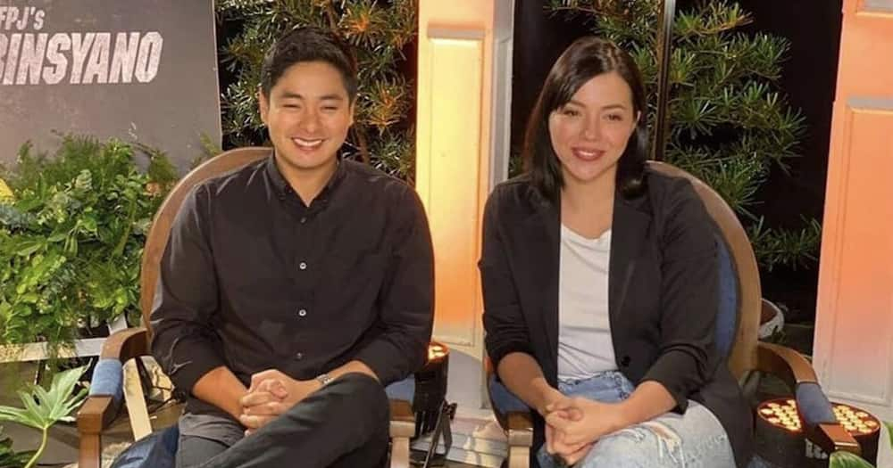 Coco Martin, sinungitan si Julia Montes noon sa promo shoot ng 'Walang Hanggan'