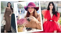 Rich, famous, & fabulous! 5 Gorgeous Pinay celebrities na agaw-pansin ang mga travel OOTD snaps