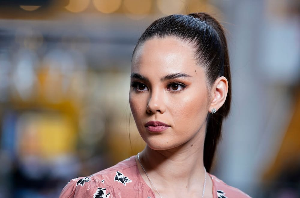 Ayan na! Catriona Gray shares cryptic message amid controversial posts of ex Clint Bondad