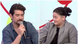 Ian Veneracion fully supports his only daughter coming out as lesbian