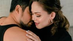 Geoff Eigenmann proposes to his girlfriend Maya Flores