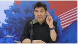 Raffy Tulfo, nilinaw na hindi siya tatakbo bilang bise presidente ng bansa sa Eleksyon 2022