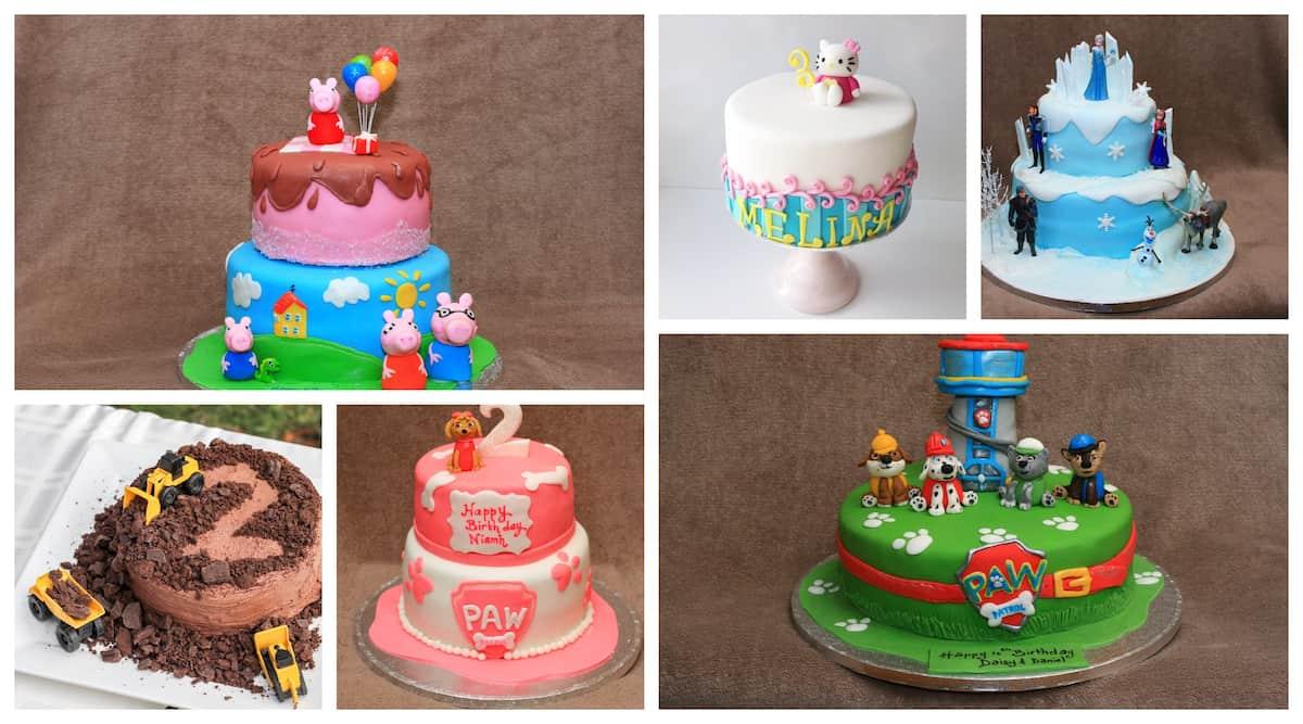 Super Cartoon Cake Design Ideas To Inspire Your Pick For Your Kids Birthday Funny Birthday Cards Online Necthendildamsfinfo