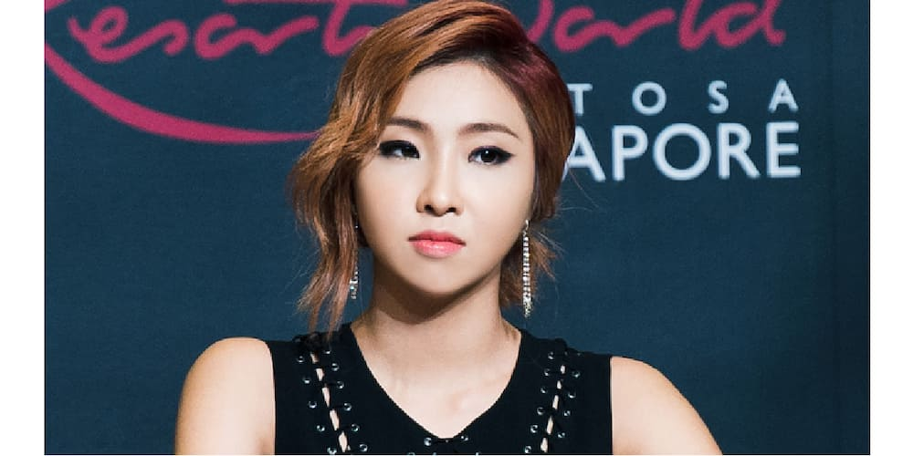 2ne1's Minzy to debut career in Philippines; signs with VIVA