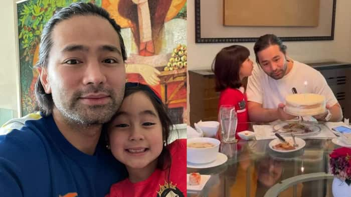 Scarlet Snow, Hayden Kho had cute conversation on latter's age, birthday wish