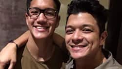 Jericho Rosales' 19-year-old son signs contract with Viva Entertainment