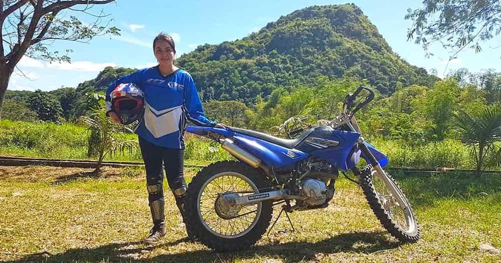 "Julia Montes, nakahiligan din pala ang pagmo-motor: ""Two wheels move the soul"""
