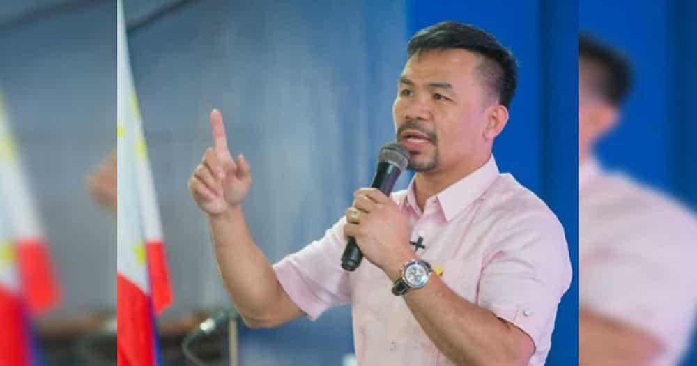 Duterte, deretsahang hinamon si Pacquiao pagkatapos sabihin ng huli mas corrupt administrasyon ngayon