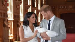 Prince Harry & Meghan Markle reveal their baby's name and the netizens are not impressed