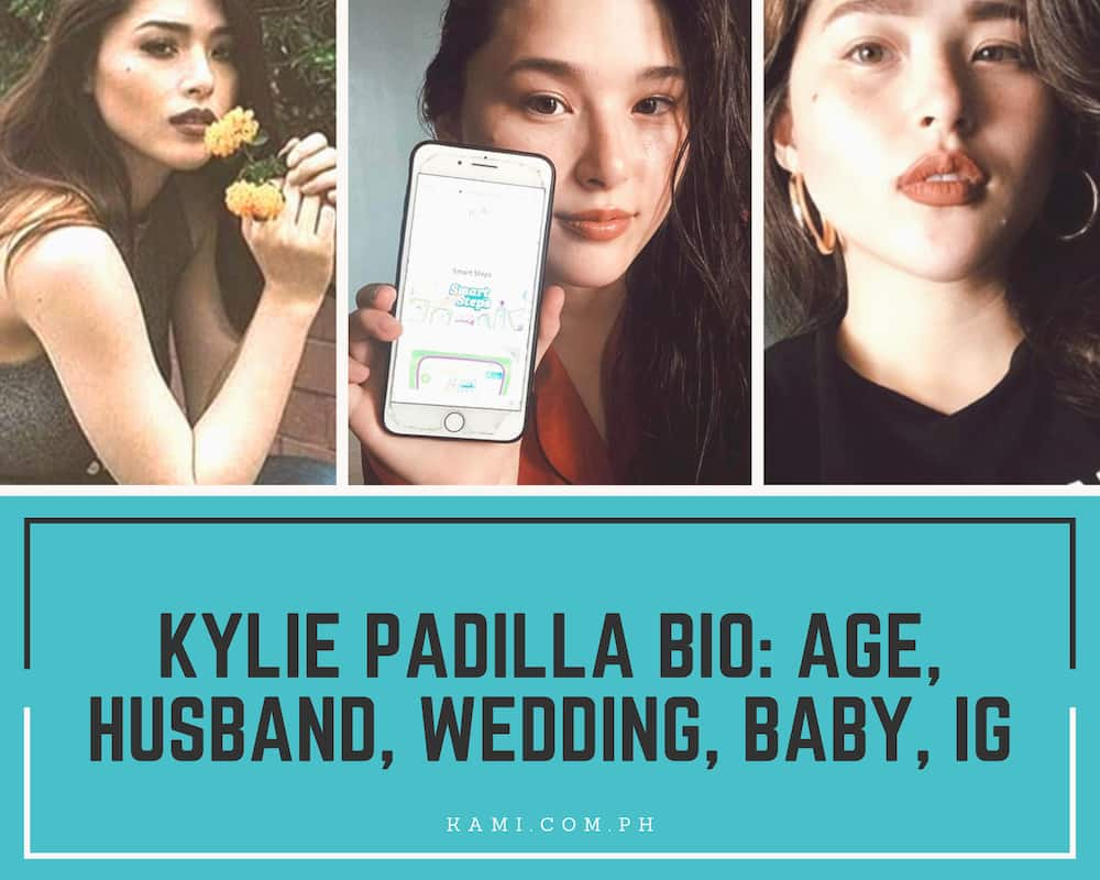 Kylie Padilla bio: Age, husband, wedding, baby, ig