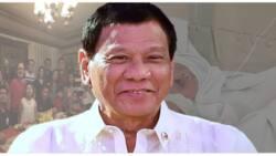 President Rodrigo Duterte, may apo na sa tuhod