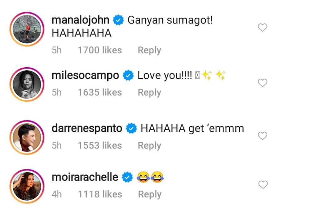 Celebs react after Julia Barretto posted about 'fake news' amid pregnancy rumors