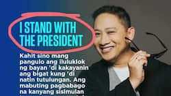 Michael V. sheds light on his circulating sketch and quote backing Duterte