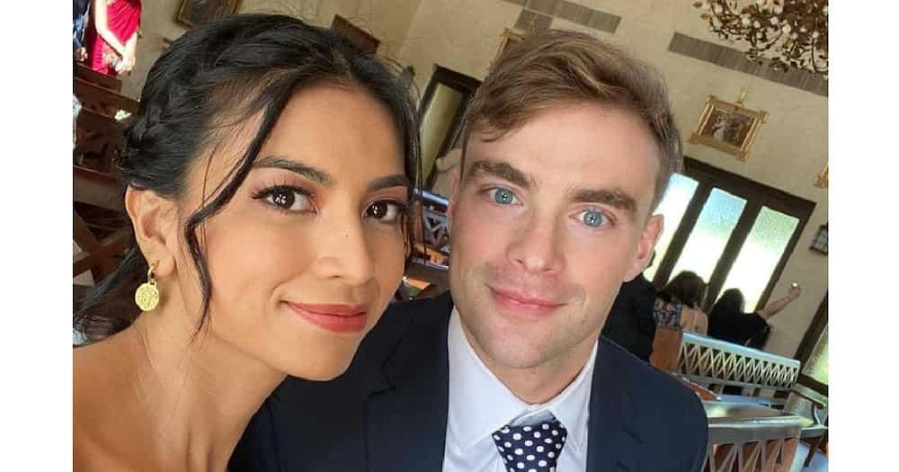 Glaiza de Castro is now engaged to boyfriend Daivd Rainey