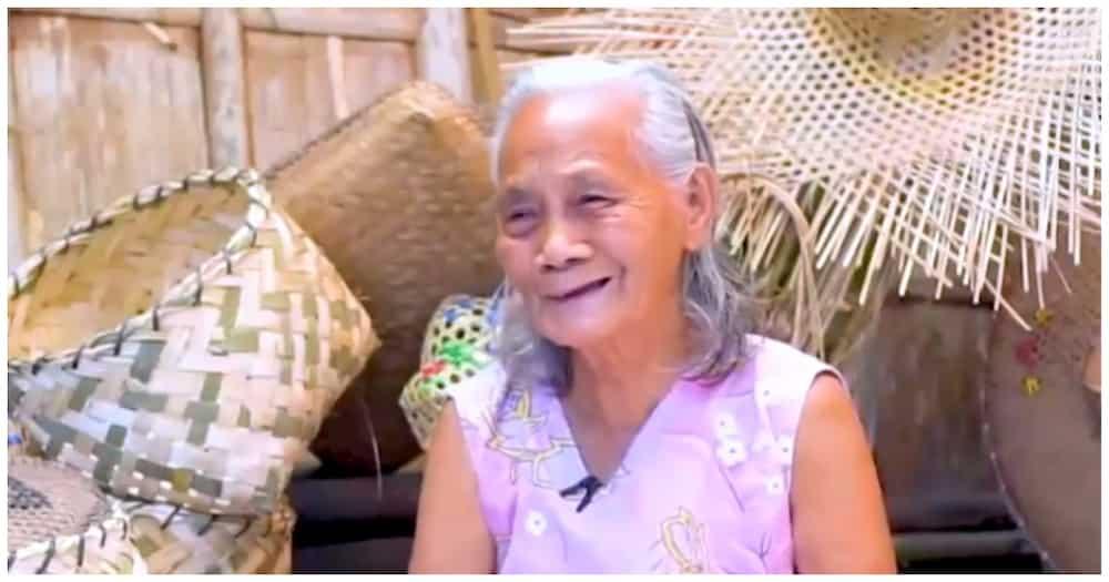 83-anyos na umaakyat pa sa nasa 30 feet na punong kawayan, natulungan ng KMJS