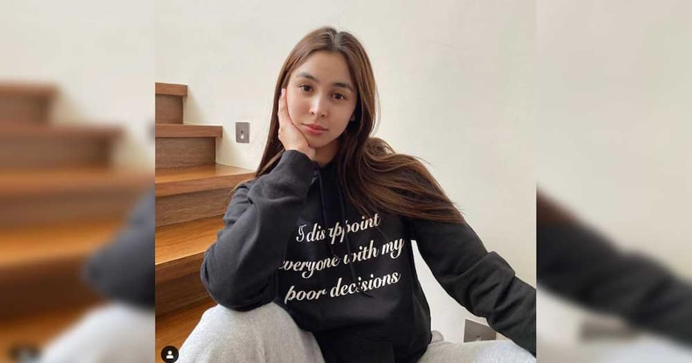 Julia Barretto's math faux pas during live with Marco Gumabao goes viral