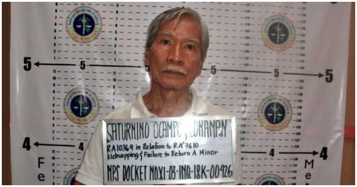 Satur Ocampo at ACT Rep France Castro, arestado dahil sa kidnapping at human trafficking