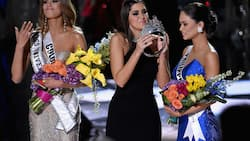 Pia Wurtzbach's Miss Universe rival Ariadna called her 'ghost' 5 years after controversial win