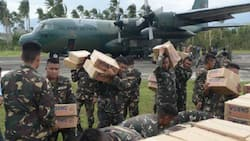 Fact check: Photos of relief operations for victims of Cotabato quake