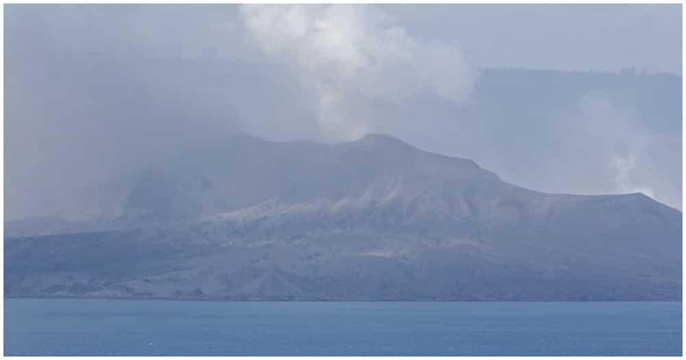 Video ng phreatomagmatic eruption ng Taal Volcano na kuha ng PHIVOLCS, viral