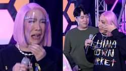 Video ng pagiging emosyonal ni Vice Ganda sa kwento nila Vhong Navarro, Teddy Corpuz, viral na