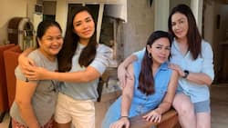 Danica Sotto, nagpasalamat sa alagang binibigay ng Ate Ange niya sa kanya