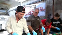 Matthew McConaughey dedicates 800 meals to firefighters of the LA wildfires