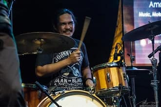 Razorback drummer Brian Velasco's life story before his tragic end