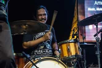 Razorback drummer Brian Velasco's life story before his tragic end