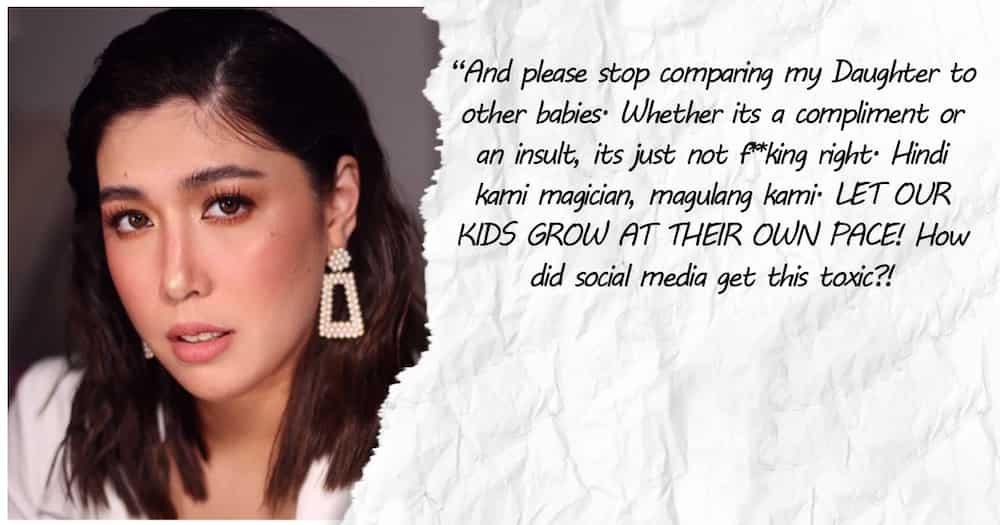 Dani Barreto, sinupalpal ang mga trolls na nang-bash sa kanyang anak