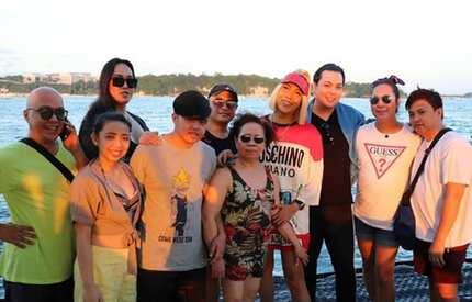 Vice Ganda lauds government for 'successful' rehabilitation of Boracay