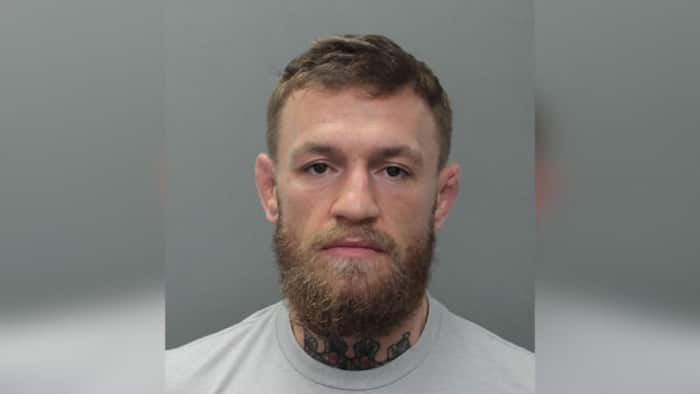 UFC icon Conor McGregor gets arrested for allegedly stealing a fan's cellphone