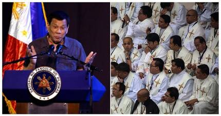President Duterte renews tirades against Catholic Church