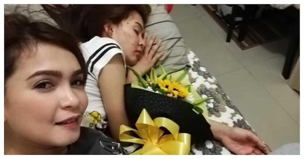 Video ni Jang Lucero na kausap ang pinsan nito ukol sa GF niya, viral