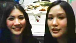 """Rica Peralejo posts old video with Heart Evangelista in """"banyo dressing room"""""""