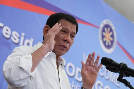 'Wala na eligibility-eligibility,' says Pres. Duterte on appointing gov't officials