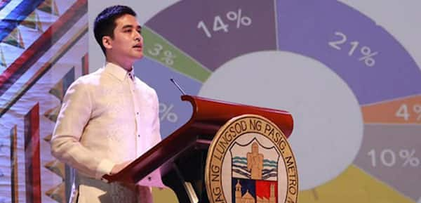 Pasig Mayor Vico Sotto stands firm, refused P2 million offered by business permit applicant as grease money
