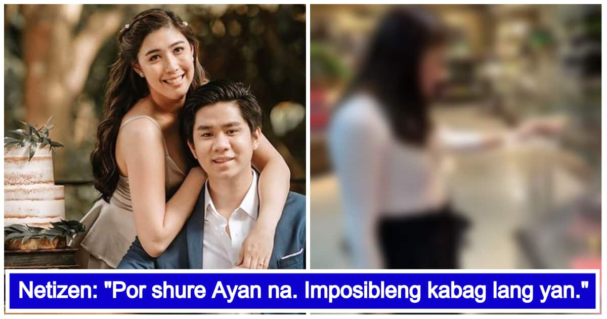 Photos of Dani Barretto's alleged baby bump surfaces on