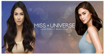 2015 Miss Universe Pia Wurtzbach, iniganyo si Sanya Lopez na sumali sa beauty pageant