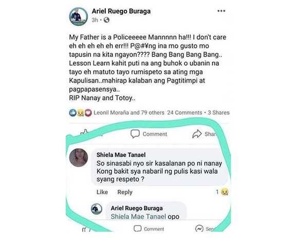 Catanduanes town police chief blames Aling Sonya; Town mayor reacts