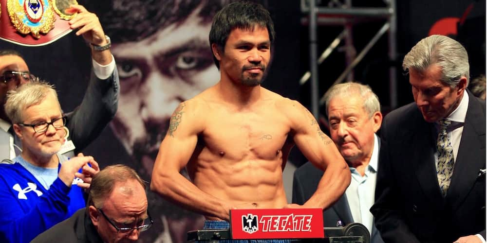 Michael Pacquiao issues challenge to Jason Dhakal after latter's viral rant