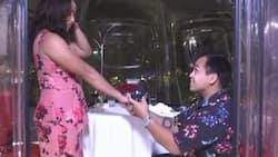Video ng nakakakilig na proposal ni coach Julius Naranjo kay Hidilyn Diaz, viral