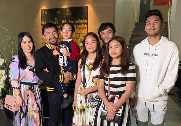 Manny Pacquiao family: everything you wanna know ▷ KAMI.COM.PH