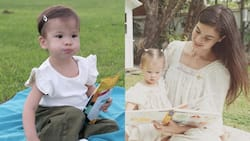 Anne Curtis goes on a picnic with baby Dahlia; posts adorable photos online