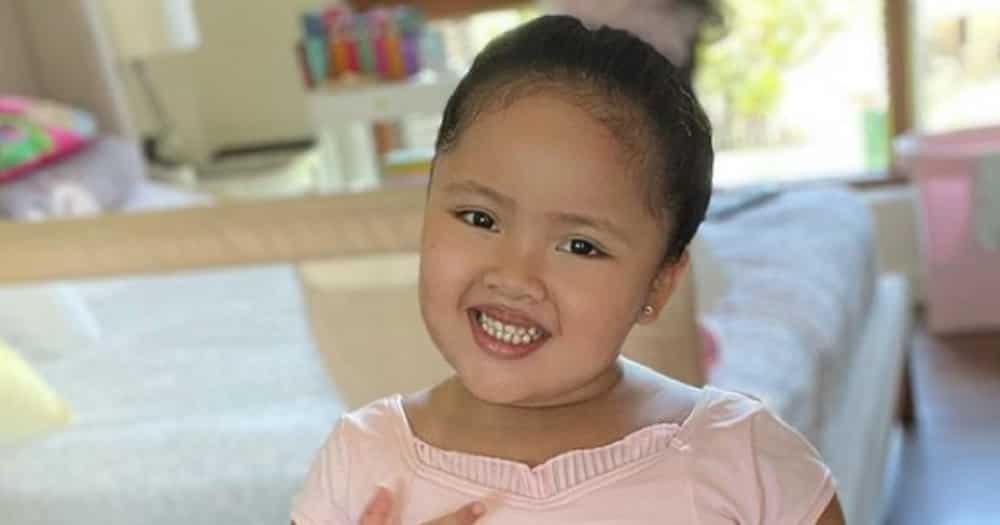 "Video of baby Tali Sotto singing ""Bahay Kubo"" goes viral"