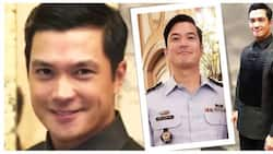 Gwapo na, astig pa! Diether Ocampo, aktibo bilang Philippine Coast Guard Auxiliary Commander